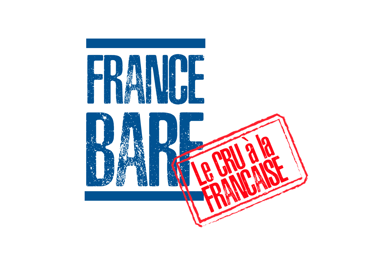 LOGO FRANCE BARF V5